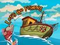 Spelletjes Let`s go Fishing