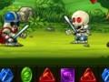 Spelletjes Puzzle Battle