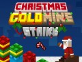 Spelletjes Gold Mine Strike Christmas