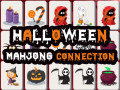 Spelletjes Halloween Mahjong Connection