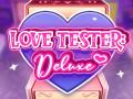 Spelletjes Love Tester Deluxe