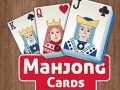 Spelletjes Mahjong Cards