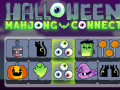 Spelletjes Mahjong Connect Halloween