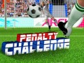 Spelletjes Penalty Challenge