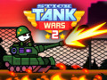 Spelletjes Stick Tank Wars 2