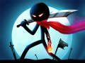 Spelletjes Stickman Fighter: Space War