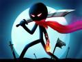 Spelletjes Stickman Fighter: Space War