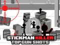 Spelletjes Stickman Killer Top Gun Shots