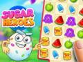 Spelletjes Sugar Heroes