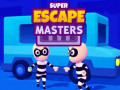 Spelletjes Super Escape Masters
