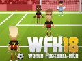 Spelletjes World Football Kick 2018